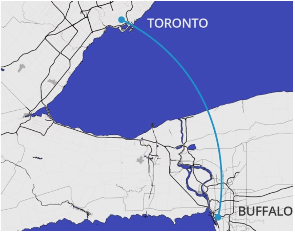 Financial Post: Toronto Company to Connect Canada and US with First Submarine Cable through Lake Ontario
