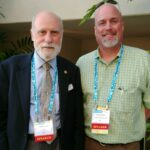 Eric Gutshall and Vint Cerf