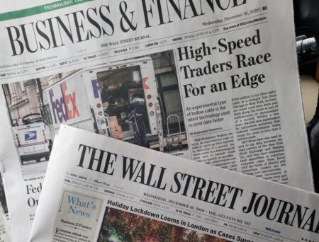 WSJ and Anova